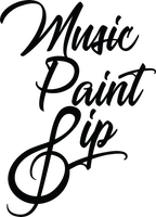 Music Paint Sip Logo
